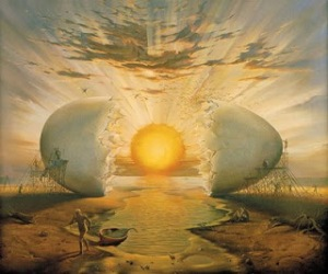 surrealista egg